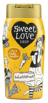 Sweet Love Sirup aus der Zichorienwurzel, 250 ml, 100% glutenfrei, lactosefrei, vegan